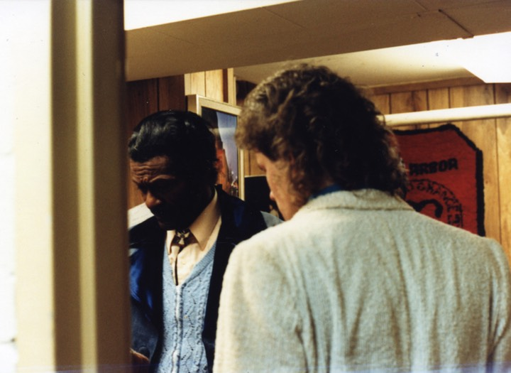 Chuck Berry Tom Stackler