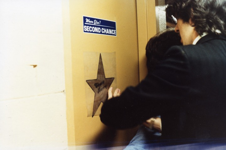 chuck berry's door star