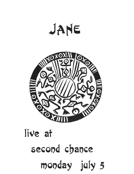 Jane at 2nd Chance Poster