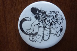 Kitty Badge