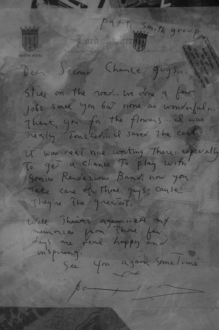 Patti-Smith-letter