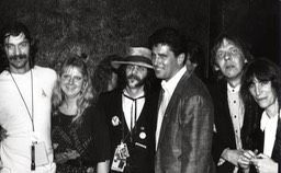 Bob Tickle, Cathy Stoner, Madhatter, John Carver, Fred & Patti Smith