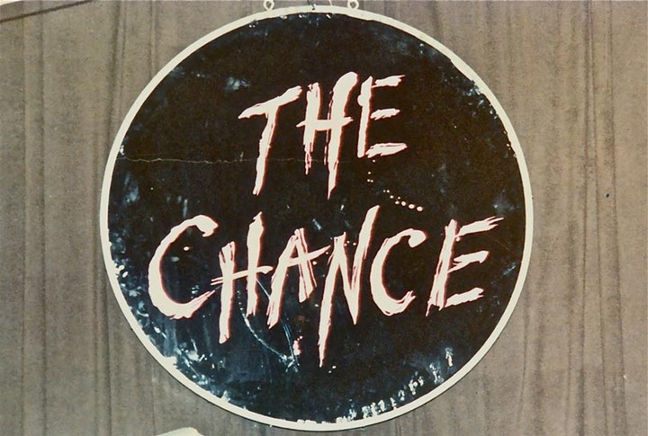The Chance sign