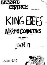 The Kingbees June 9 & 10